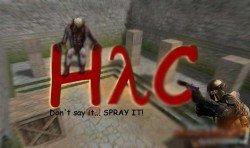Скачать Half Life Logo Creator для cs 1.6.