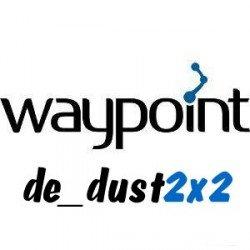 Скачать Waypoint de_dust2_2x2 для cs 1.6.