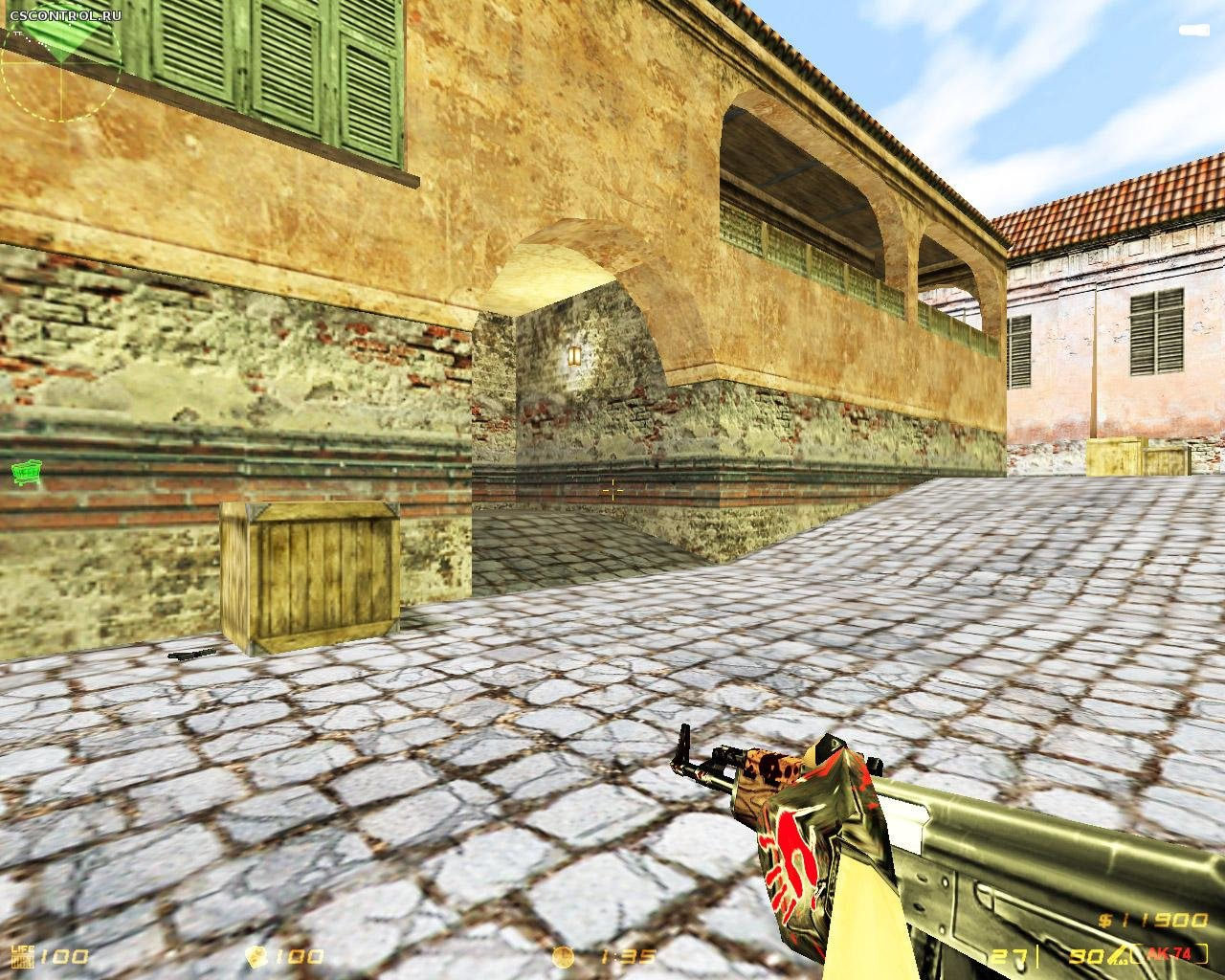 Counter Strike 1.6 Bloody 2016